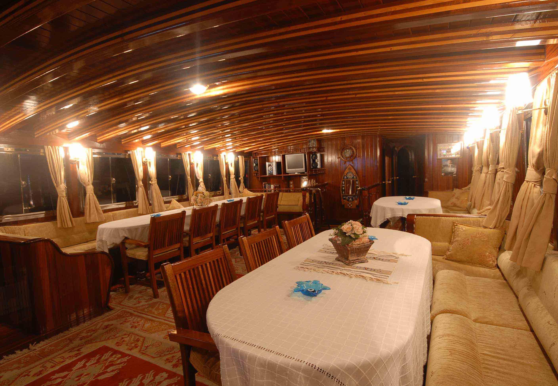 Caicco bahriyeli a vacanze e noleggio for Cabine di pesca nel ghiaccio alberta