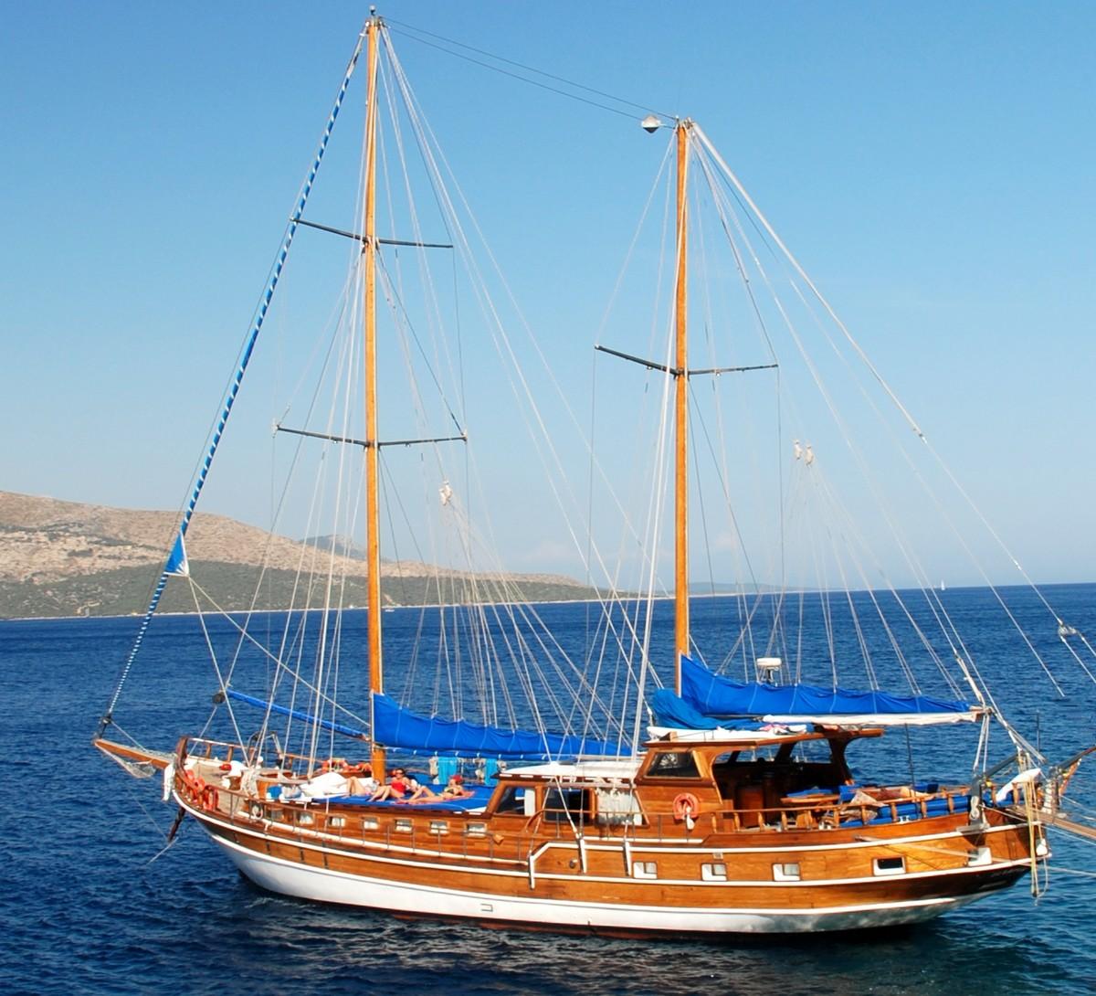 Crociera Ionian Island Gulet Cruise