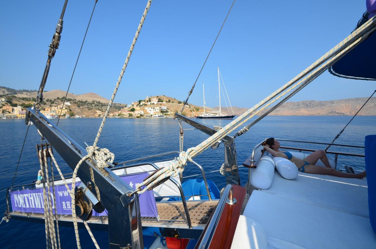 Crociera Greek Gulet Cruise From Rhodos