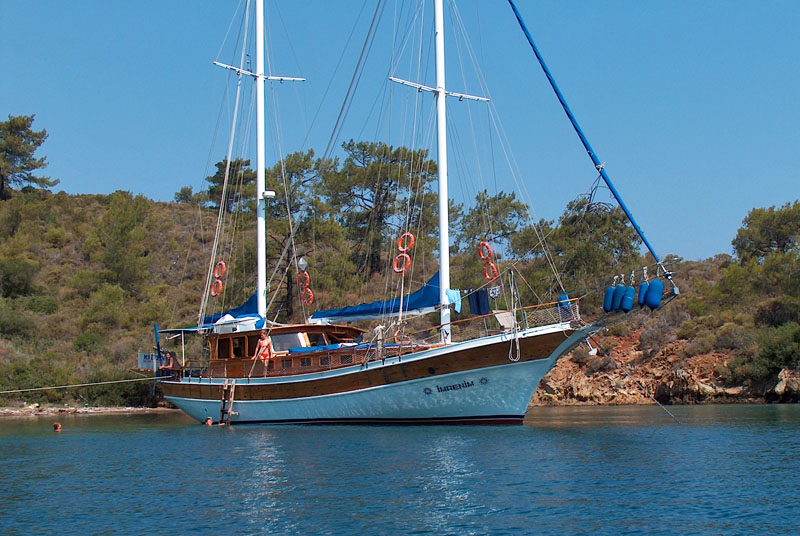 Crociera Standard Gulet Cruise Turkey