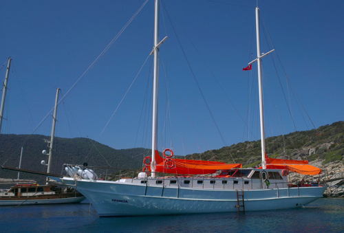 Crociera Standard Cruise Bodrum Gokova