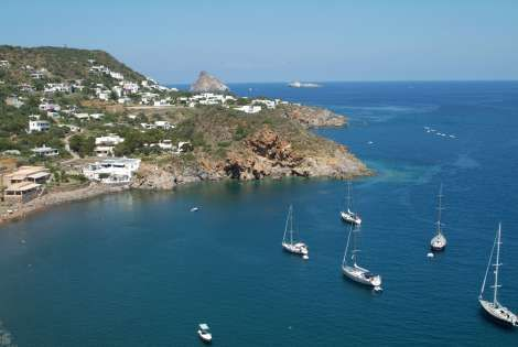 Crociera Aeolian Luxury Cruise