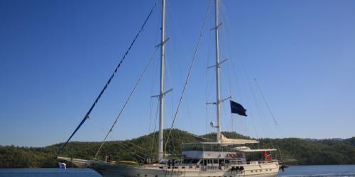 Caicco Luxe Aegean Clipper