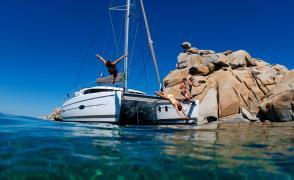 Crociera in catamarano Corsica