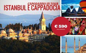 Capodanno Tour Istanbul