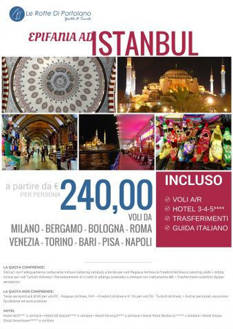 Epifania ad Istanbul - Speciale Overland