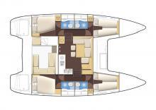 Lagoon 400 - Ttp
