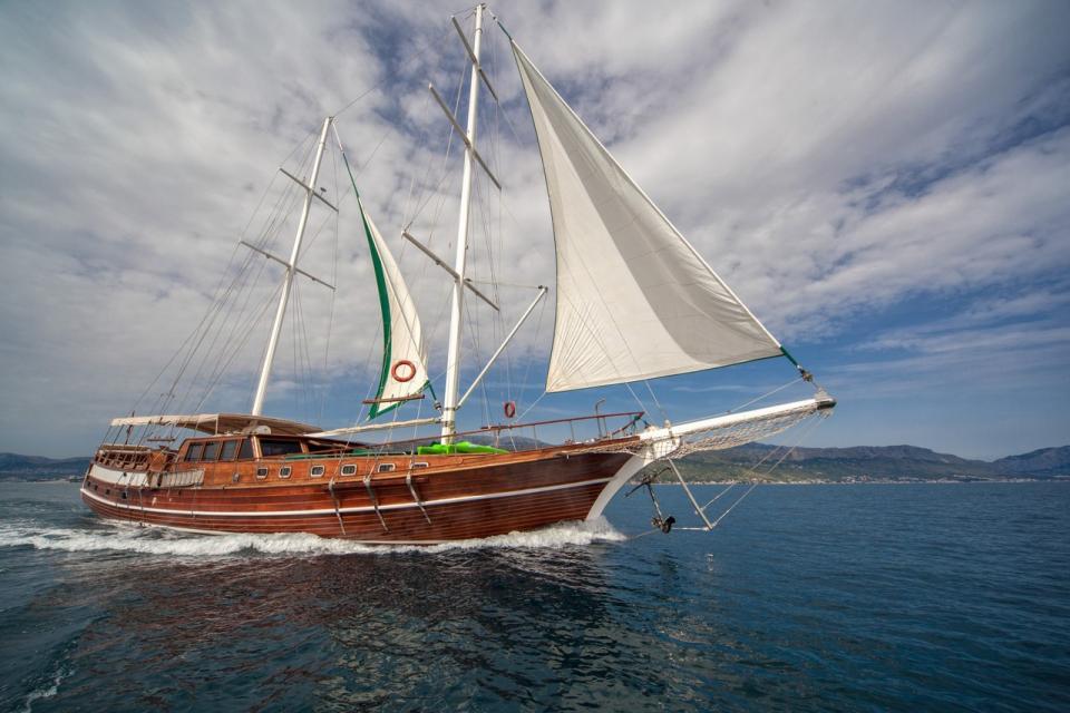 Crociera Gulet Cruise Split - Dubrovink