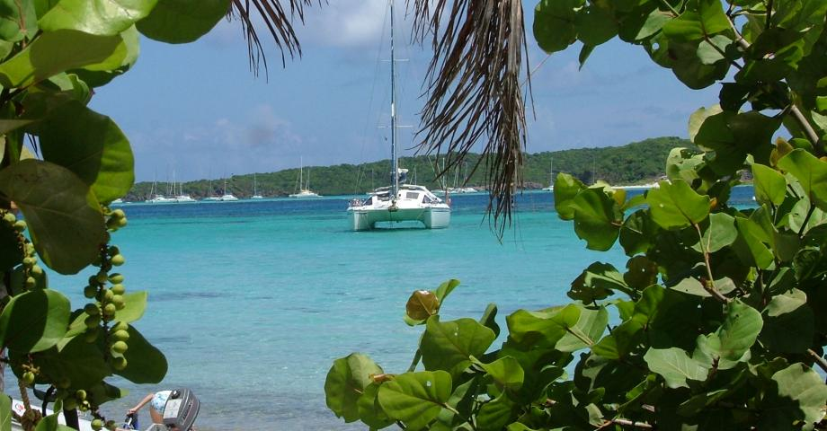 Natale ai Caraibi in Catamarano