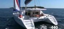Noleggio Catamarano Grecia ionica